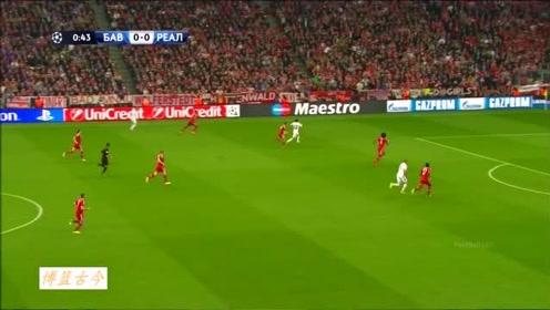 2013-14赛季欧冠:拉莫斯头球闪击,拜仁主场0比4溃败