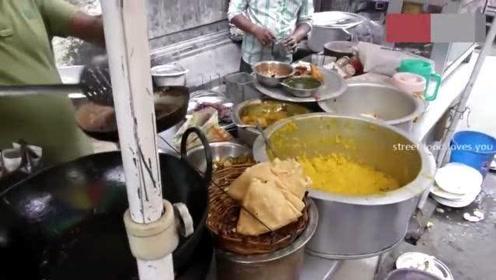 印度美食:号称印度最好吃的手抓饭, 这大厨是何人?