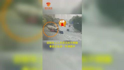 惊心动魄!济南旅游路事故现场还原…