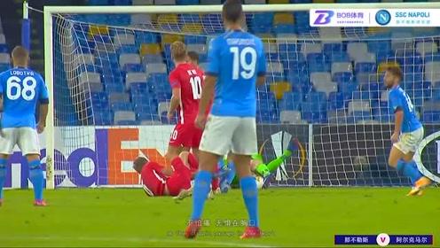 BOB意甲:欧联杯那不勒斯VS阿尔克马尔高光混剪