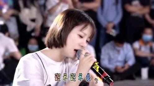 小阿七翻唱《爱太痛》太好听,再痛都不肯放手,是执着还是太爱?