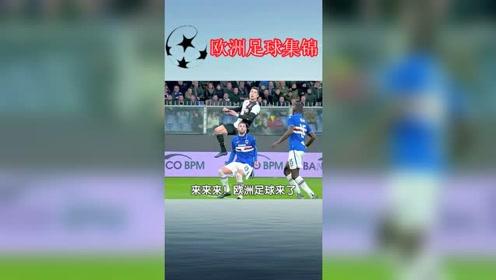 从边锋转型的超级中锋,C罗的超级头球让全世界明白头球破门的艺术
