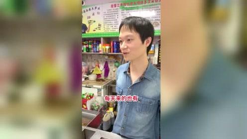 晋江青阳超有名的土笋冻!童年回忆啊!