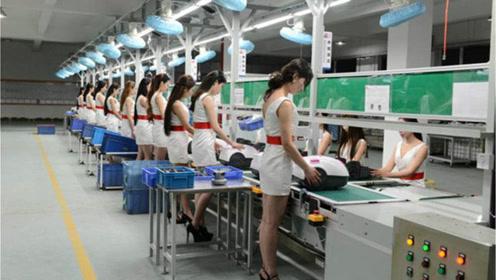 世界最奇葩的工厂,女员工上班穿尿不湿,真相让人难以置信!