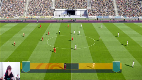实况:尤文图斯2:0巴塞罗那,迪巴拉双响+C罗助攻,欧冠升小组第一