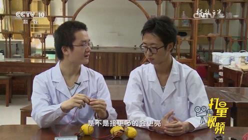 用水果来制作电池?来看这场有趣的实验以及背后原理