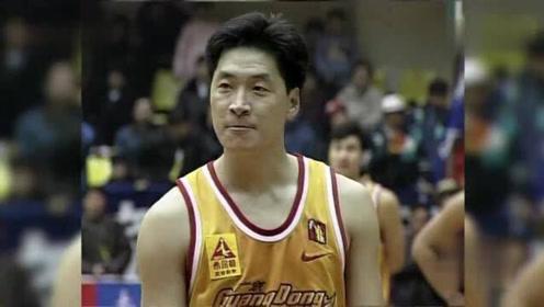 李春江球员时代的广东宏远!那时候还不叫CBA!牛不牛你说的算!