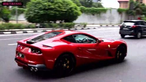 马来西亚城市路上的超跑有多少?看完这个视频你就有答案!