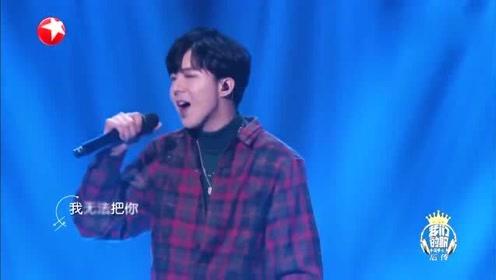 摇滚第一女声罗琦和刘宇宁演唱《你的柔情我永远不懂》有点儿燃