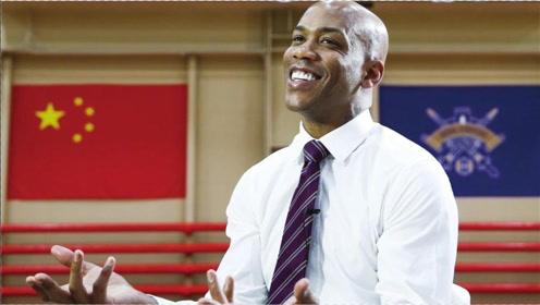 C*A最大笑话,马布里高呼篮球之神,C*A都不尊重自己的裁判谁来尊重?