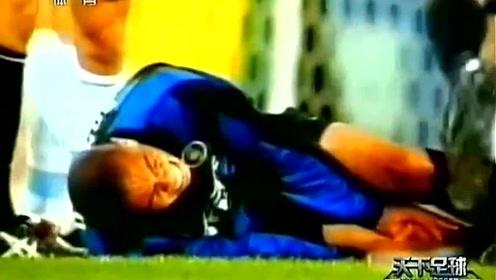 天足最美文案致敬罗纳尔多!他陪伴了多少人的青春 他的退役又让多少人从此对足球失去了热情