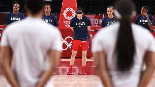50连胜!美国女篮冲击奥运7连冠,开门黑的男篮