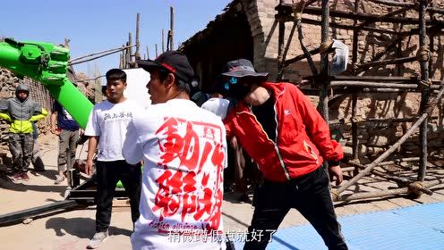 Behind the Scenes: Street Fighters in Gulan City   Candle in the Tomb: The Lost Caverns