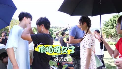 """BTS: Couple""""YiTian"""" Sweet Daily   Midsummer is Full of Love"""