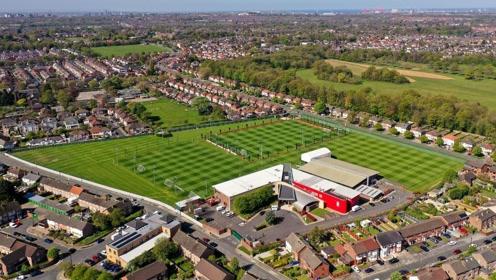 我们永远记得你!利物浦告别梅尔伍德训练基地 这是个人才辈出的地方