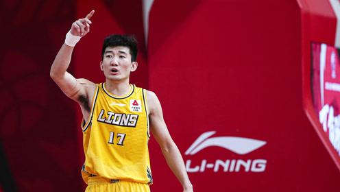 CBA官方公布第四周最佳球员:孙铭徽 富兰克林当选