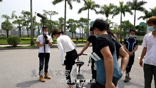 BTS: Cycling practice  | You Complete Me