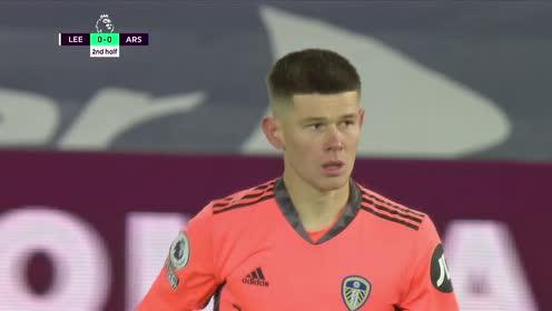 【粤语】兹联0-0阿森纳 莱诺封神+门框3次护身 佩佩染红离场
