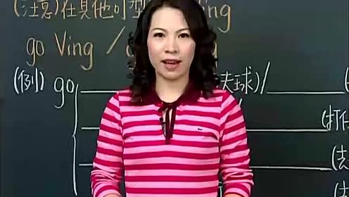 谢孟媛初级文法视频教程-英语提高_第19集