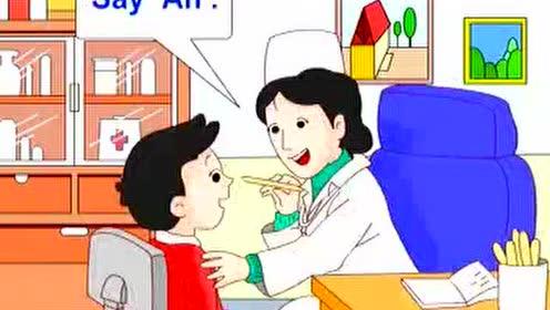 上海版一年级英语下册(牛津1B)Unit 5 Doctor and nurse