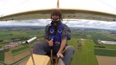开放式滑翔机:骑单车骑到天上去的感觉是怎样的