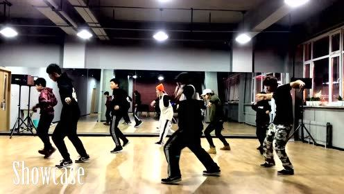 沈阳Breaking街舞培训—零基础齐舞视频