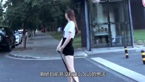两米高美女巨人_辽宁23岁\