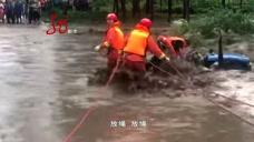 賓縣:6小時 42名被困群眾被成功救援