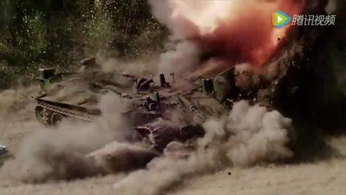 慢镜头下的各种地雷爆炸 炸飞一辆坦克需要多少