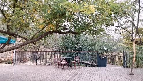 朱家林游玩一角