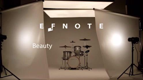 令人惊艳的日本EFNOTE5电子鼓魅力亮相