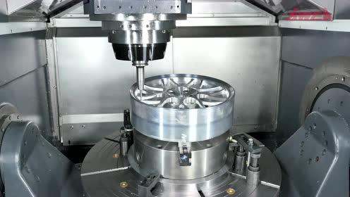 AWEA 亚崴机电【FCV-800S 】天车式五轴加工中心