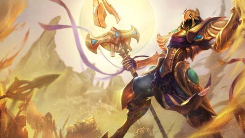 超神解说:沙漠皇帝阿兹尔,3种漂移带人连招,