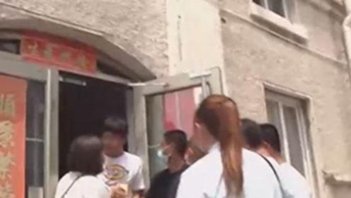 青岛鼎盛置业欠薪48万两年未兑现,记者采访被打进医院!