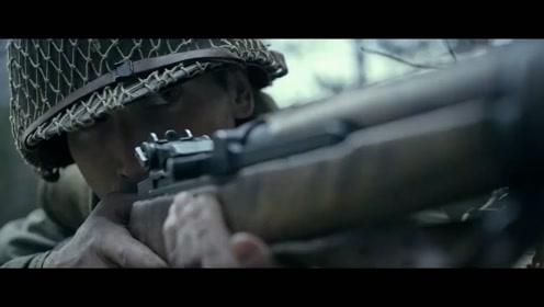 如此真实的一部二战片,美军狙击德军,战争就是这