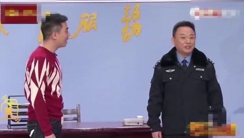 孙涛小品《我是民警我骄傲》,我为人民服务