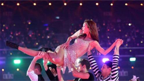原来林志玲不是花瓶,不仅会跳舞,唱歌还如此好听,女神无疑了!