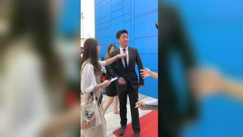 中国电影行业的卓越人物,不黑不喷,点赞!