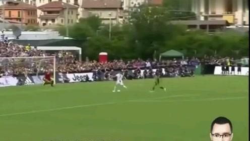 C罗意甲首秀新的里程即将开启,冲击世界级记录,球坛仅6人达成