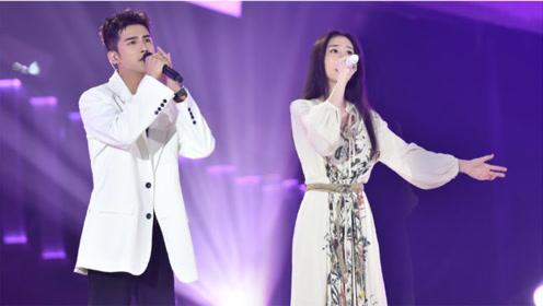 张碧晨姜潮演绎《归去来》,金庸经典舞台完美重现,刚柔并济带来音乐盛宴