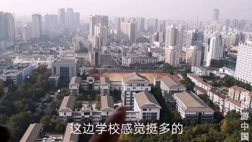 俯瞰常州城市建设,不愧是最强地级市之一,太壮观了
