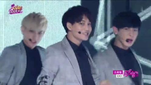 EXO翻唱神曲《Sorry Sorry》完全不输原版,鹿晗帅炸了!