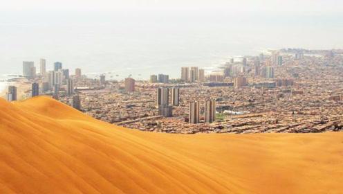 世界上一个400年不下雨的城市,虽然干旱枯竭,却成了旅游胜地