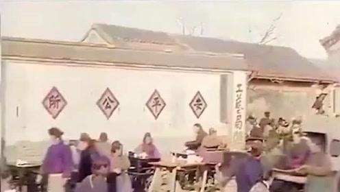 Ai修复的视频,感受一下100年前的真实生活!