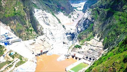厉害了!中国世界级水电站建成发电,库容量是三峡大坝的两倍