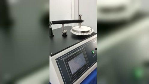 阻湿态微生物穿透性测试仪操作视频——上海程斯智能科技