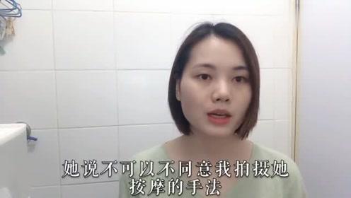 香港人的生活,小柒想拍香港婆婆养生按摩视频,和婆婆商量后