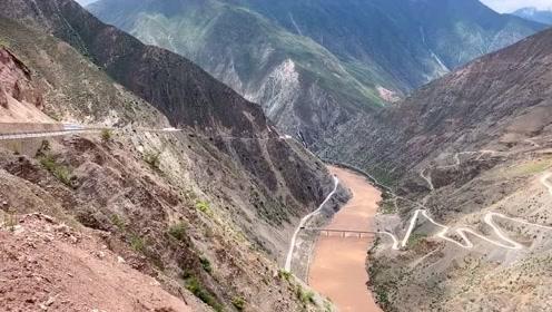 《天堂西藏》161、澜沧江大峡谷