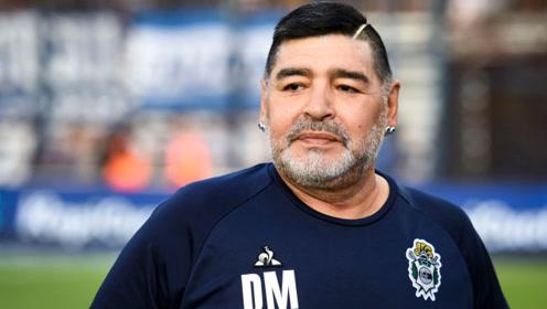 前中超主帅博阿斯:建议国际足联退役所有10号球衣来纪念马拉多纳