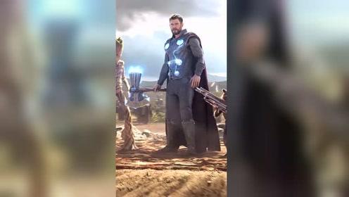 雷神·托尔发来视频语音,想问你谁才是最强的复仇者,是否接听其来电?